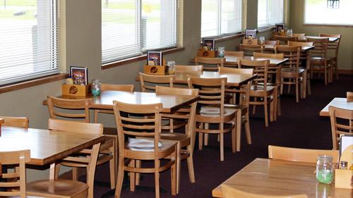 Commercial Butcher Block Services, Restaurant Tables