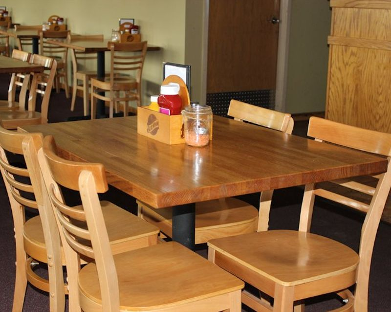 Wood Countertops Restaurant Table Tops More Forever Joint Tops