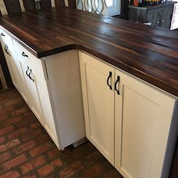 Walnut Kitchen Counter Top