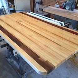 Butcher Block Counter Top